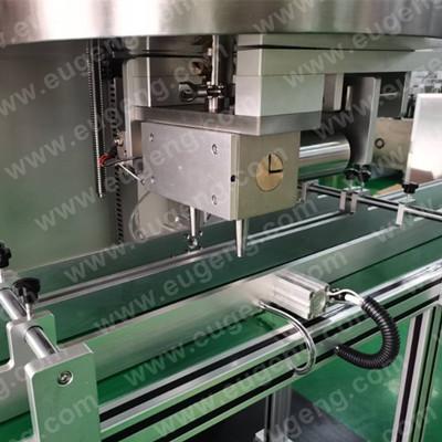 shoe polish filling machine 2