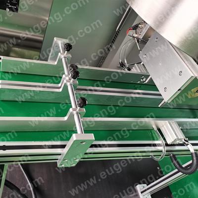 shoe polish filling machine 6